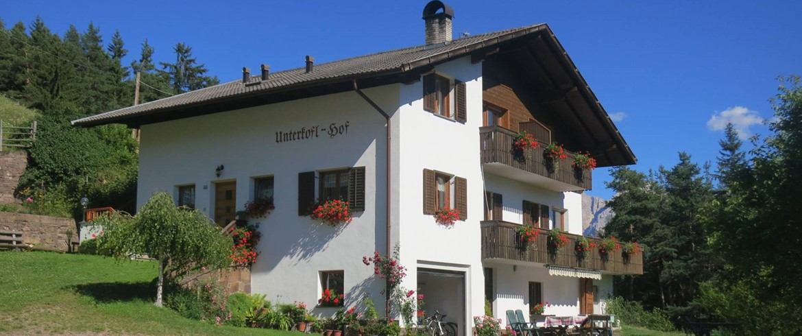"Apartment ""WEISSHORN"" for 2 - 4 people"